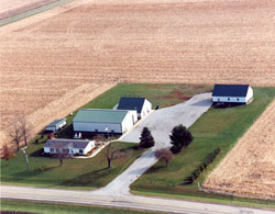 Brandenburg farmstead and operations center