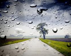 rain-country-road