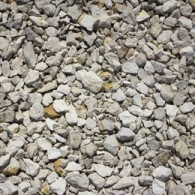 Planting time: planting rock in the driveways